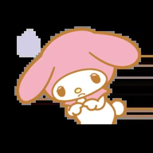 My Melody - Sticker 24
