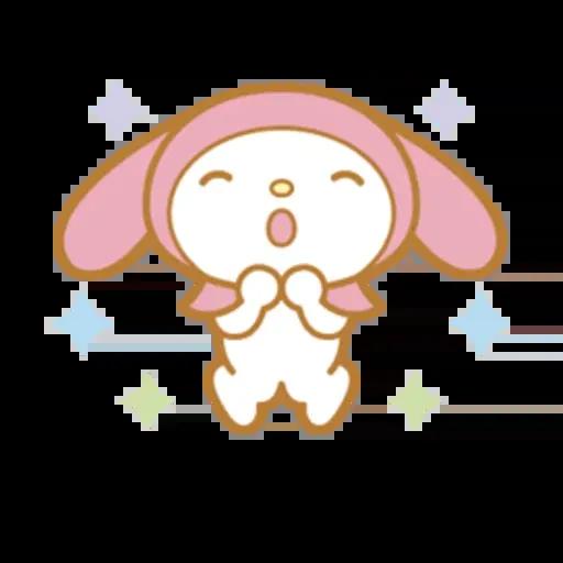 My Melody - Sticker 16