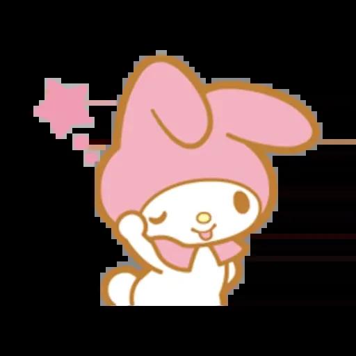 My Melody - Sticker 15