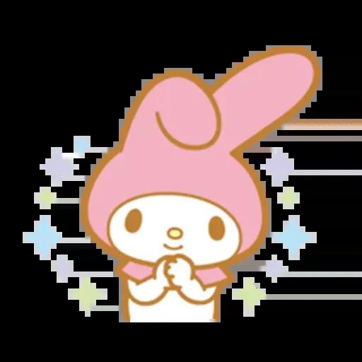 My Melody - Sticker 14