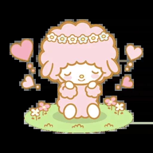My Melody - Sticker 29