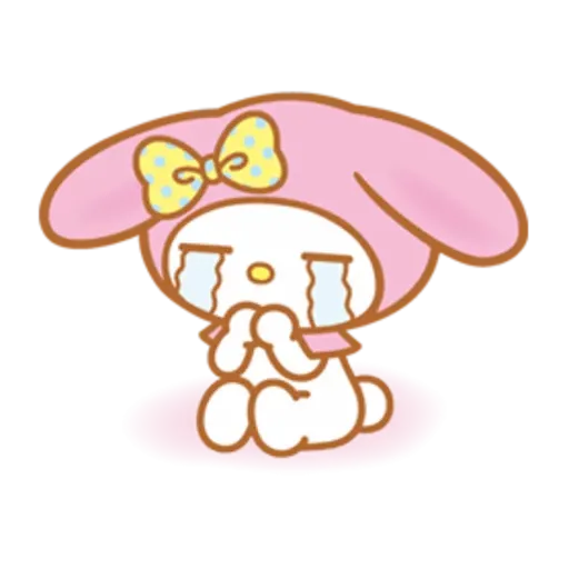 My Melody - Sticker 3