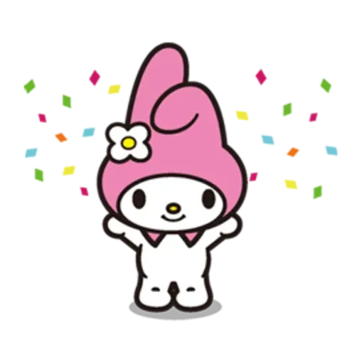 My Melody - Sticker 7