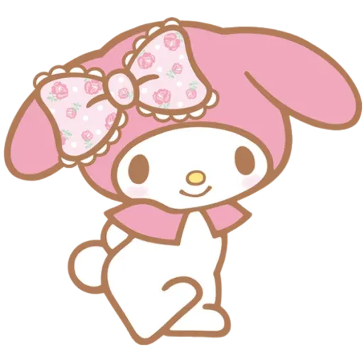 My Melody - Sticker 5