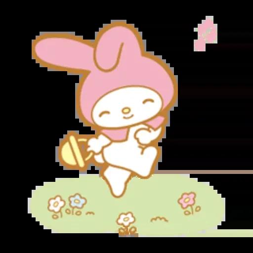 My Melody - Sticker 10