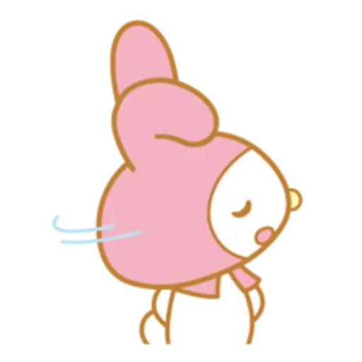 My Melody - Sticker 23