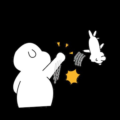 Mon Mon Dog - Sticker 23