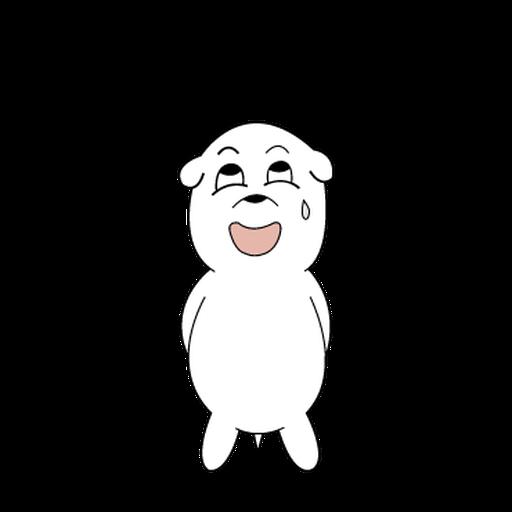 Mon Mon Dog - Sticker 30