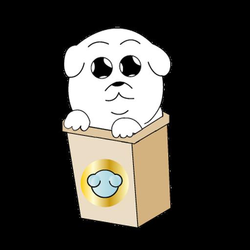 Mon Mon Dog - Sticker 17