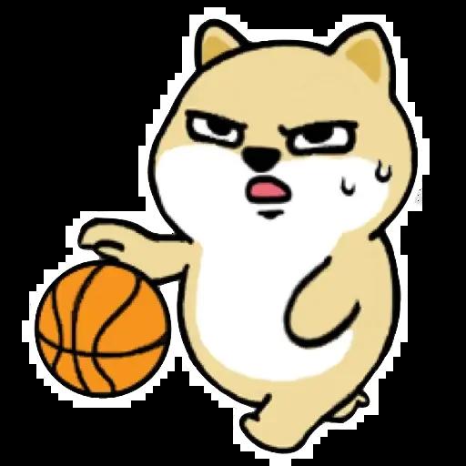 Fat shibu - Sticker 15