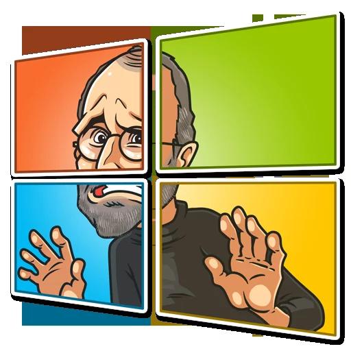 SteveJobs 💛 - Sticker 4