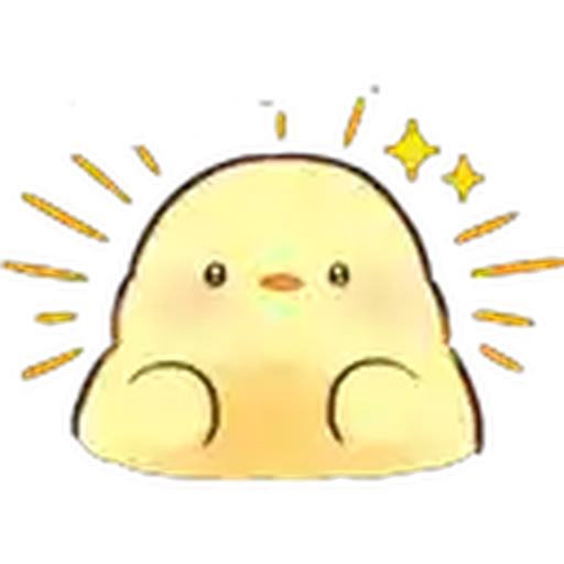 SCCR - Soft and Cute Chick Reborn - Sticker 29