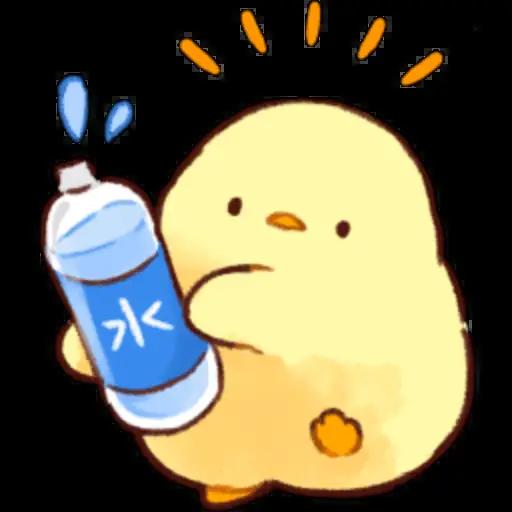SCCR - Soft and Cute Chick Reborn - Sticker 5