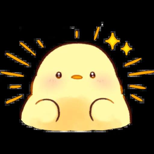 SCCR - Soft and Cute Chick Reborn - Sticker 11