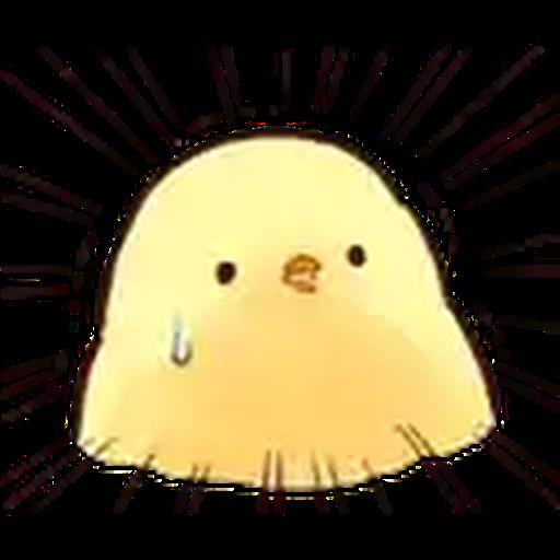 SCCR - Soft and Cute Chick Reborn - Sticker 30