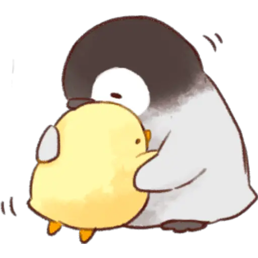 SCCR - Soft and Cute Chick Reborn - Sticker 14