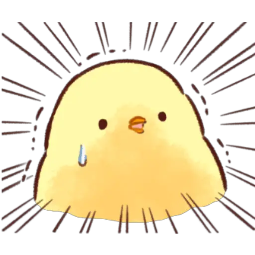 SCCR - Soft and Cute Chick Reborn - Sticker 12