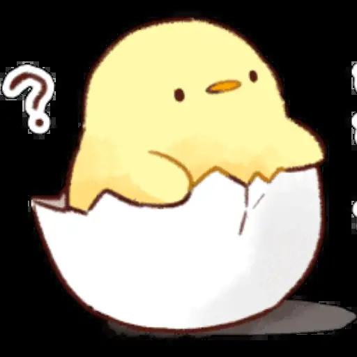 SCCR - Soft and Cute Chick Reborn - Sticker 20