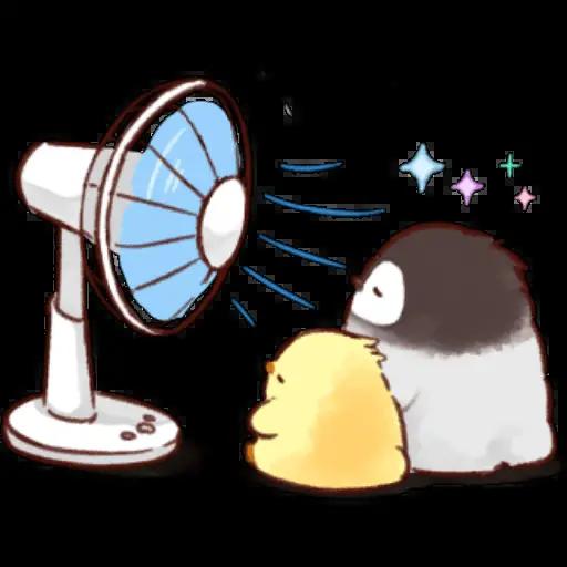SCCR - Soft and Cute Chick Reborn - Sticker 4