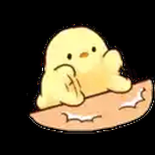 SCCR - Soft and Cute Chick Reborn - Sticker 28