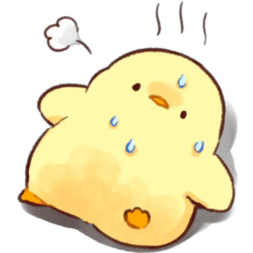 SCCR - Soft and Cute Chick Reborn - Sticker 6