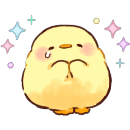 SCCR - Soft and Cute Chick Reborn - Sticker 13