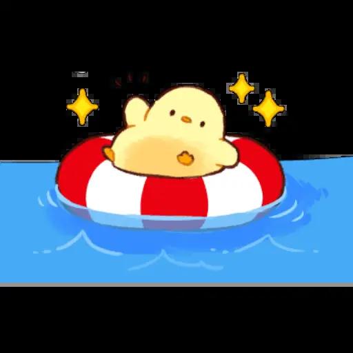 SCCR - Soft and Cute Chick Reborn - Sticker 9