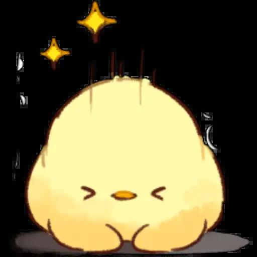 SCCR - Soft and Cute Chick Reborn - Sticker 18