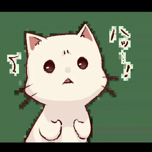 Frown cat 1 - Sticker 24