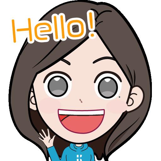 斯小姐_HKICTech_Cs_Office篇 - Sticker 8
