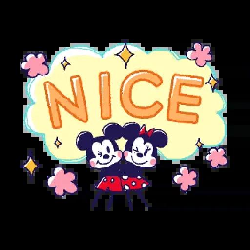 Mickeymouse - Sticker 9