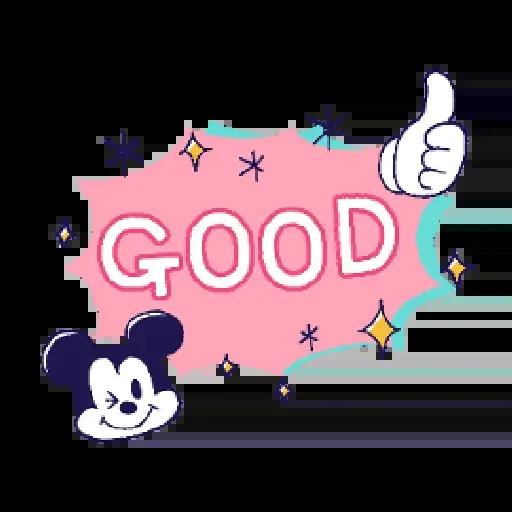Mickeymouse - Sticker 8