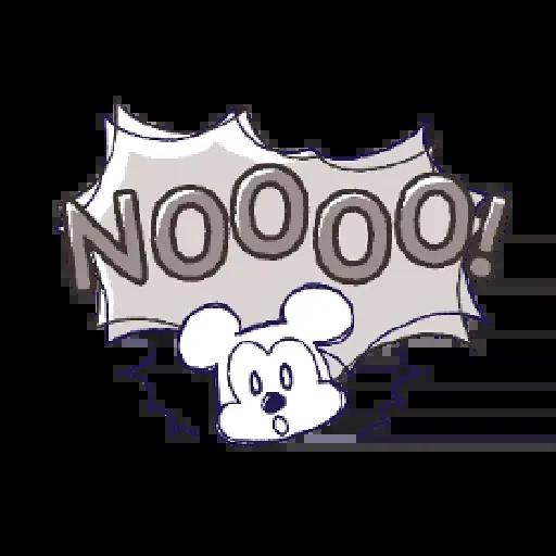 Mickeymouse - Sticker 19