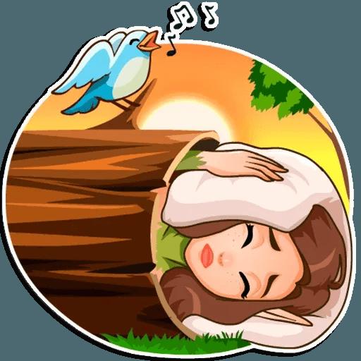 Ninfa 2 - Sticker 11