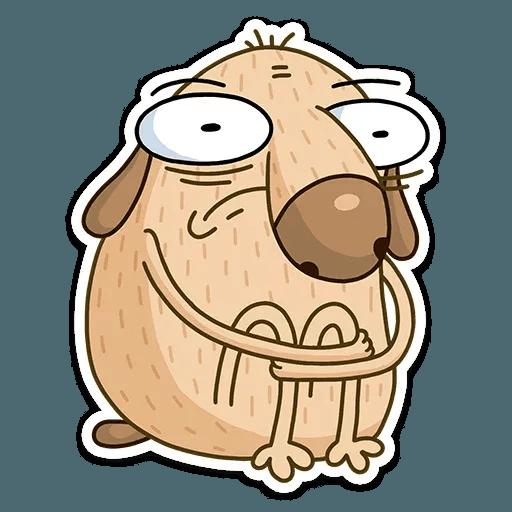 Mansi - Tray Sticker