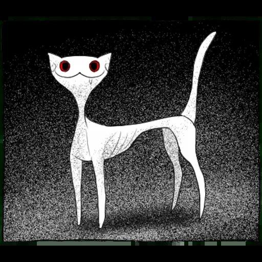 Gloomy Cat pt.2 - Sticker 7