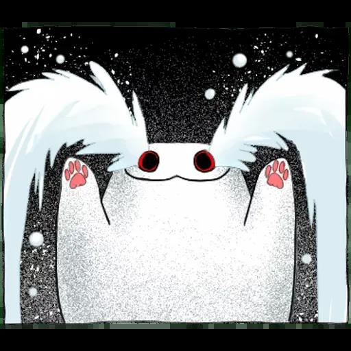 Gloomy Cat pt.2 - Sticker 6