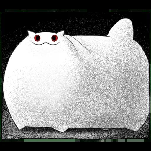 Gloomy Cat pt.2 - Sticker 8
