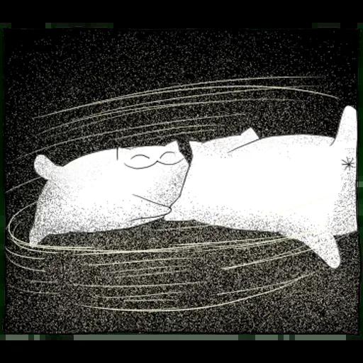 Gloomy Cat pt.2 - Sticker 4