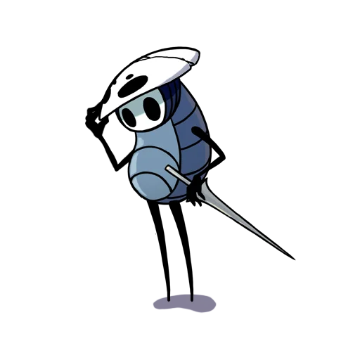 Hollow Knight - Sticker 12