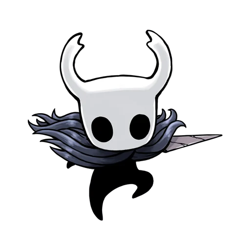 Hollow Knight - Sticker 2