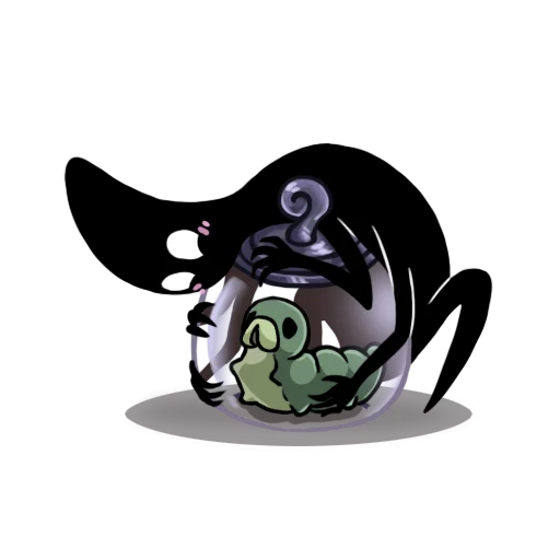 Hollow Knight - Sticker 14
