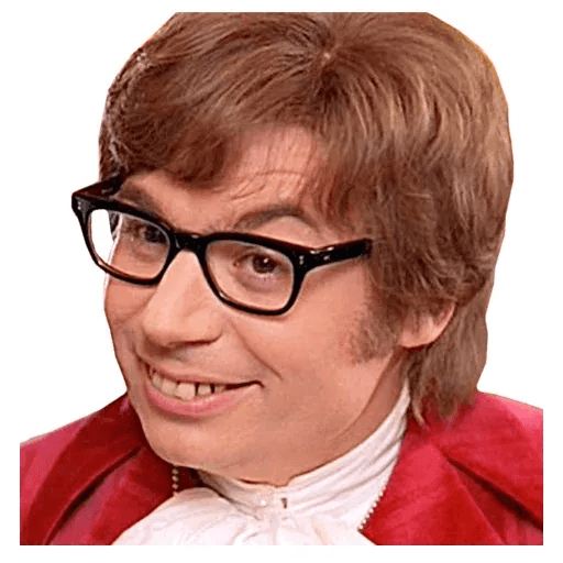 Austin Powers - Sticker 4