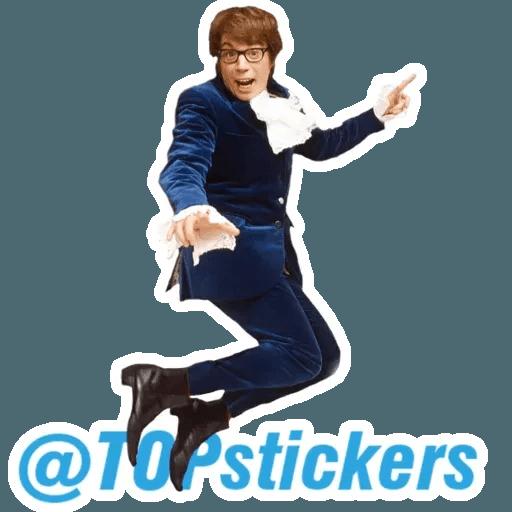 Austin Powers - Sticker 14