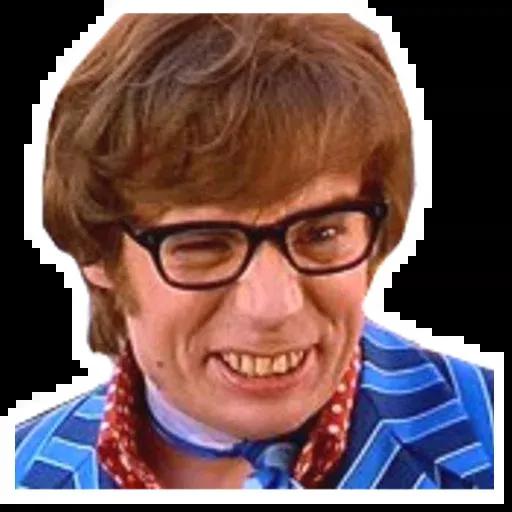 Austin Powers - Sticker 11