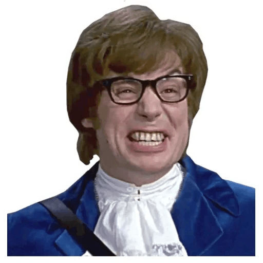 Austin Powers - Sticker 5