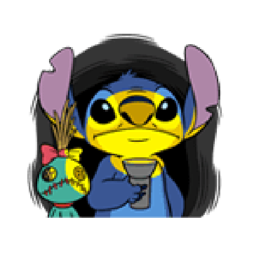 Stitch4 - Sticker 1
