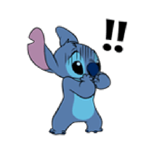 Stitch4 - Sticker 4