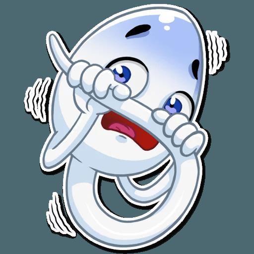Mr. Zoid - Sticker 4