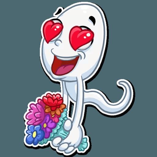 Mr. Zoid - Sticker 8